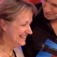 """Cyril Féraud présente ses parents Dominique et Michel dans """"Slam"""" (France 3) lundi 28 janvier 2019."""