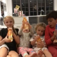 Katie Price a publié une photo de 4 de ses enfants sur Instagram, le 21 mai 2017