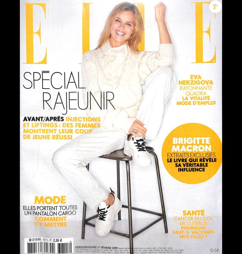 Le magazine Elle du 1er février 2019