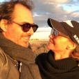 Ingrid Chauvin et son mari Thierry Peythieu - Instagram @Ingridchauvinofficiel, 22 octobre 2017