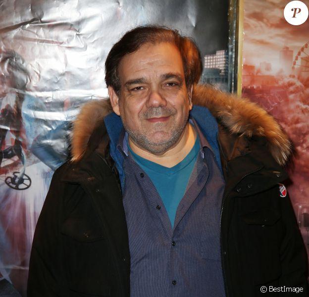 """Didier Bourdon - Avant-première du film """"Seuls"""" à l'Ugc Chatelet à Paris le 23 Janvier 2017. © Marc Ausset-Lacroix / Bestimage"""