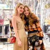 Amanda Seyfried et Emma Roberts : Copines stylées à la Fashion Week de New York