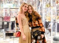 Amanda Seyfried et Emma Roberts : Copines stylées à la Fashion Week de New York