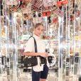 Jasmine Sanders - Soirée #BaguetteFriendsForever de FENDI au magasin FENDI sur Madison Avenue. New York, le 7 février 2019.