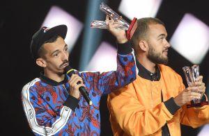 Victoires de la musique : BigFlo et Oli émus par leurs parents et trophée cassé