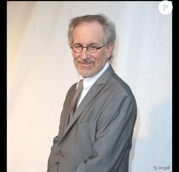 Steven Spielberg qui participe à l'adaptation des aventures de Tintin et le Secret de la Licorne