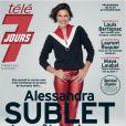 """Magazine """"Télé 7 Jours"""" en kiosques le 11 février 2019."""
