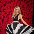 Paris Hilton au photocall du défilé Alice and Olivia lors de la Fashion Week automne-hiver 2019/2020 à New York City, New York, Etats-Unis, le 11 février 2019. © Sonia Moskowitz/Globe Photos/Zuma Press/Bestimage