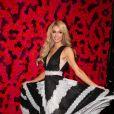 Paris Hilton au photocall du défilé Alice and Olivia lors de la Fashion Week automne-hiver 2019/2020 à New York City, New York, Etats-Unis, le 11 février 2019. © Sonia Moskowitz/Globe Photos/Zuma Press/Bestimage
