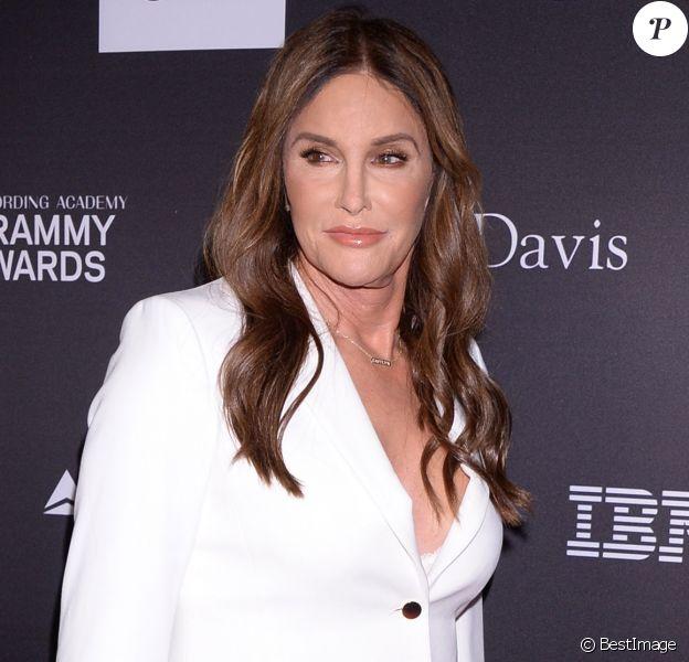 Caitlyn Jenner - Les célébrités posent lors de la soirée des Pre-Grammy Awards à Los Angeles le 10 février, 2019