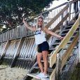"Elodie de ""Mariés au premier regard 3"" - Instagram, 6 juillet 2018"