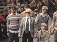 """Mort de Karl Lagerfeld : Retour en images sur les """"hommes de sa vie"""""""