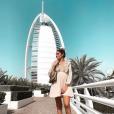 """Jesta de """"Koh-Lanta"""" sublime à Dubaï - Instagram, 17 février 2019"""