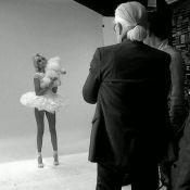 Mort de Karl Lagerfeld : Zahia Dehar, attristée, lui rend un hommage sexy
