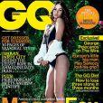 Megan Fox en couverture de GQ