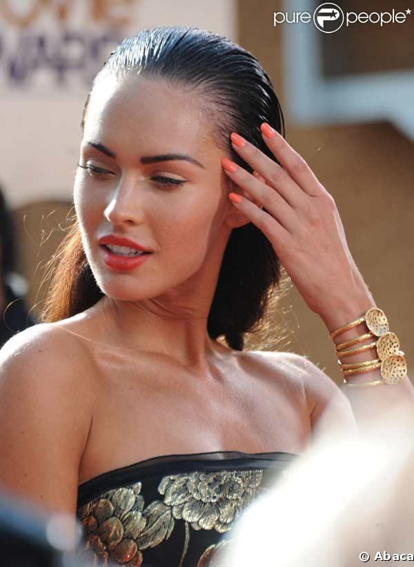 Megan Fox sublime aux MTV Movie Awards