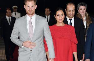 Meghan Markle au Maroc : Nouveau look éclatant au bras du prince Harry