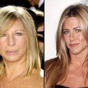 Jennifer Aniston est-elle la fille cachée de Barbra Streisand ?