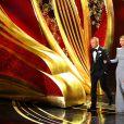 Charlize Theron lors de la cérémonie des Oscars le 24 février 2019 à Los Angeles
