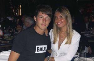 Didier Deschamps : Son fils Dylan embrasse