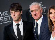 """Didier Deschamps : Son fils Dylan embrasse """"la plus jolie des princesses"""""""