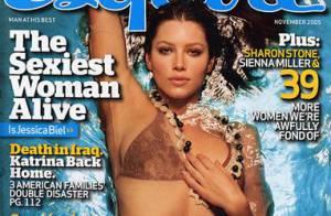 Jessica Biel: une actrice qui n'a pas froid aux yeux dévoile son corps parfait...