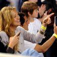 Kate Hudson assiste au match des Yankees en mai 2009