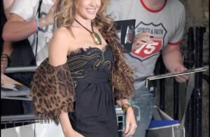 Kylie Minogue : féline et sublime pour la soirée Glamour, elle a remporté le prix de... la femme de l'année !