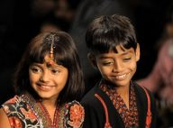 Les deux jeunes stars de Slumdog Millionaire invités en Angleterre au Palais de Westminster !