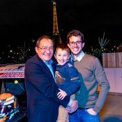 Jean-Pierre Pernaut : Belle réunion de famille avec son fils et son petit-fils