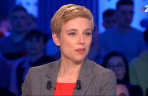 Clémentine Autain et sa mère :