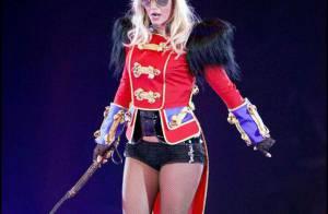 Britney Spears débarque en Europe pour sa tournée : regardez les premières images !