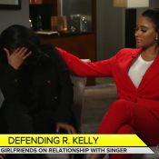 """R. Kelly défendu par ses deux compagnes : """"nos parents essayent d'escroquer"""""""