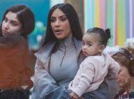 Kim Kardashian : Sa fille Chicago, 1 an, déjà une fashionista en talons hauts