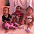 Les bébés des Kardashian - 2018.