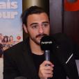 """Benjamin des """"Marseillais"""" en interview pour """"Purepeople"""" - février 2019"""