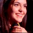 """Laure dans """"The Voice 8"""" sur TF1, le 23 mars 2019."""