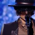 """Monstre dans """"The Voice 8"""" le 23 mars 2019 sur TF1."""