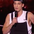 """Claki dans """"The Voice 8"""" sur TF1, le 23 mars 2019."""