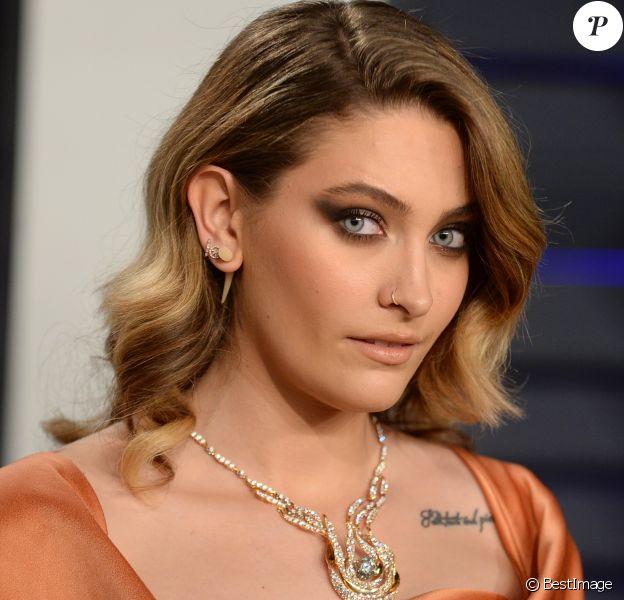 Paris Jackson - Soirée Vanity Fair Oscar Party à Los Angeles. Le 24 février 2019