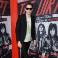 "Pete Davidson à l'avant-première du film Netflix ""The Dirt"" au cinéma ArcLight dans le quartier de Hollywood, à Los Angeles, Californie, Etats-Unis, le 18 mars 2019."