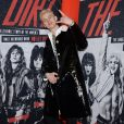 "Machine Gun Kelly (MGK) à l'avant-première du film Netflix ""The Dirt"" au cinéma ArcLight dans le quartier de Hollywood, à Los Angeles, Californie, Etats-Unis, le 18 mars 2019."