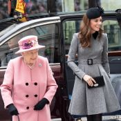 Kate Middleton de sortie : premier engagement officiel en duo avec la reine