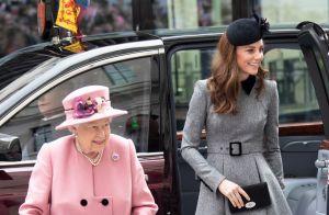 Kate Middleton de sortie : premier engagement officiel en duo avec la reine