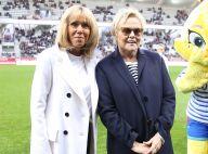 Brigitte Macron : Look casual chic pour une grande première avec Muriel Robin