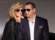 Jennifer Lopez et son fiancé Alex Rodriguez, stars d'une campagne mode