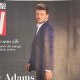 Kev Adams pour TV Magazine - mars 2019.