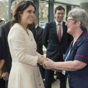 Eugenie d'York : 1re mission émouvante avec son mari Jack, Sarah Ferguson fière
