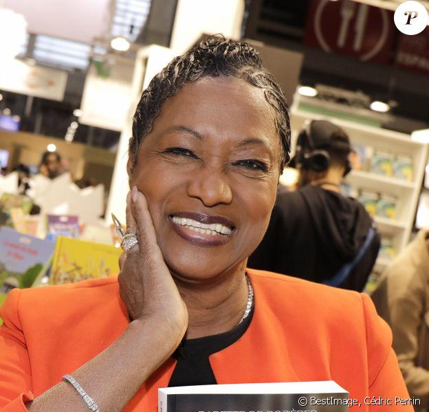 Babette de Rozières - Salon du livre de Paris le 16 mars 2019. © Cédric Perrin/Bestimage