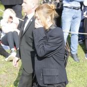 Obsèques de Keith Flint (The Prodigy) : les larmes de son épouse Mayumi Kai